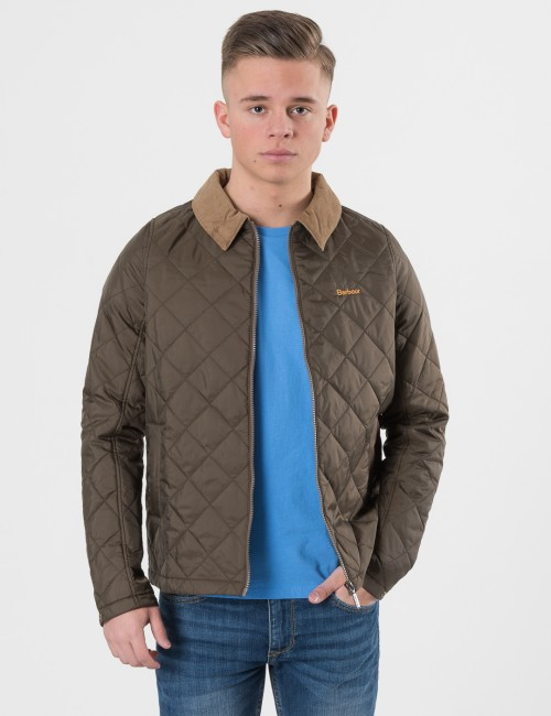 Barbour - BARBOUR HELM JACKET