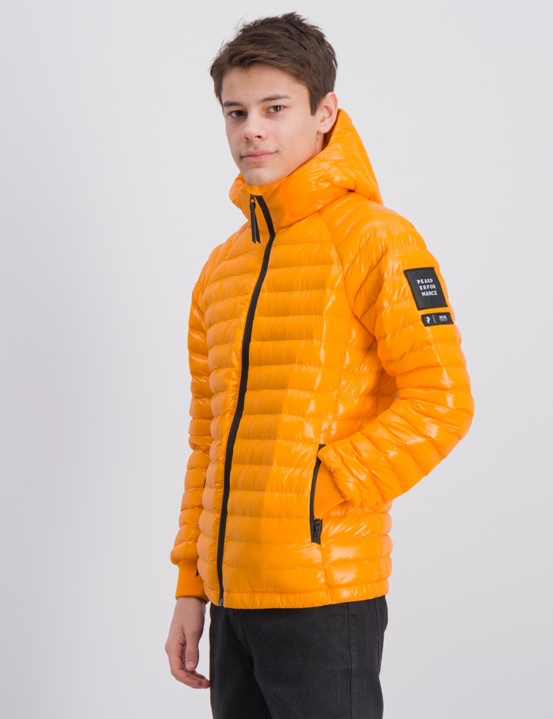 Om Jr Tomicl J Orange från Peak Performance | KidsBrandStore