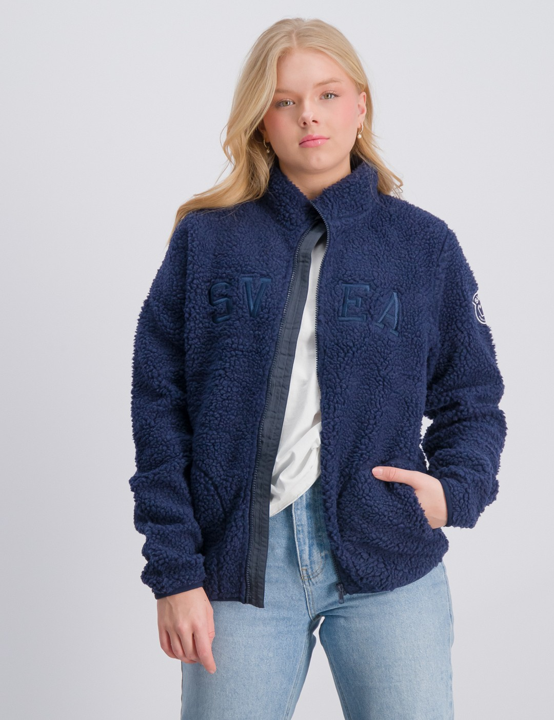 Svea Pile Jacket (Jr)