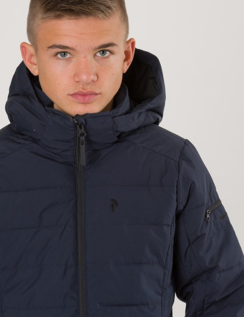 Om Peak Performance barneklær - Black Down Jacket