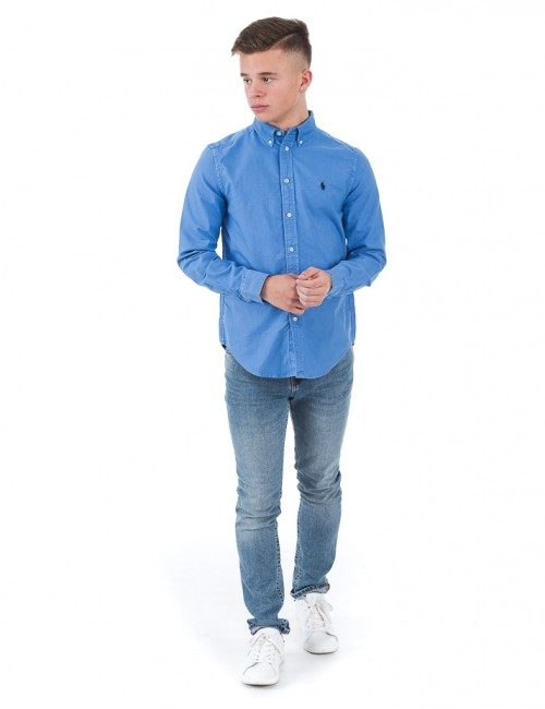 Om Ralph Lauren barneklær - LS BUTTON DOWN