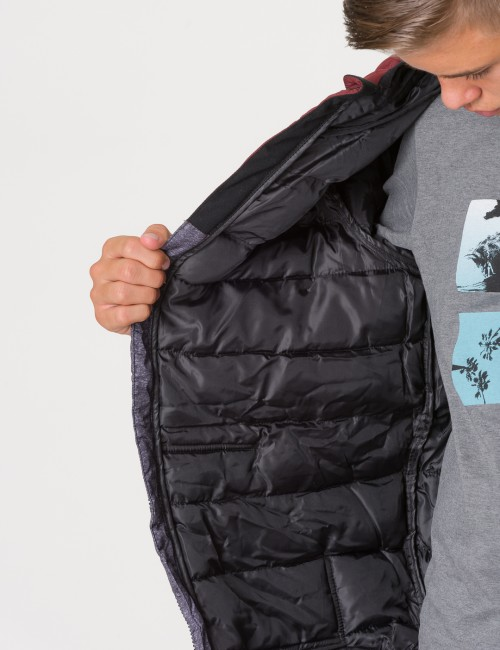 Rip Curl - PUFFER POCKET JACKET
