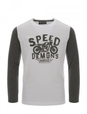 B INTL DEMON TEE