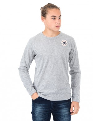 CTP Left Chest L/S Tee
