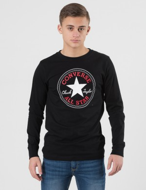 Chuck Patch LS Tee