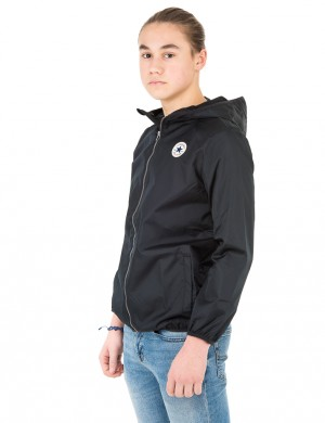 Packable Full Zip Jacket
