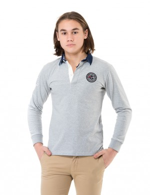 O. SOLID HEAVY LS RUGGER