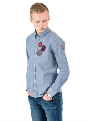 LM. OXFORD SHIRT