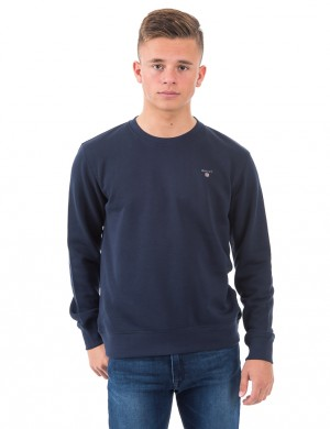 O. GANT ORIGINAL C-NECK SWEAT