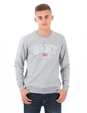 O.GANT NEW HAVEN C-NECK SWEAT