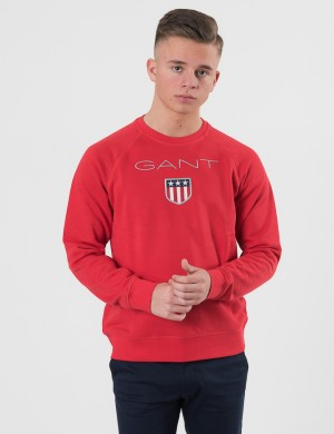 SHIELD LOGO SWEAT C-NECK