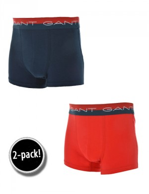 2-PACK BOYS TRUNK SOLID