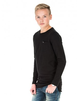 BOYS T-SHIRT LS