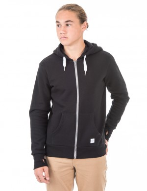 FILLIPO HOOD CARDIGAN