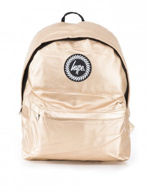 Backpack - BRUSH GOLD