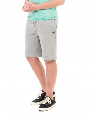 French Terry Marl Fleece Short