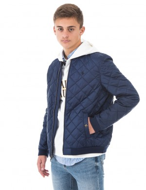 BBALL JACKET-OUTERWEAR-JACKET