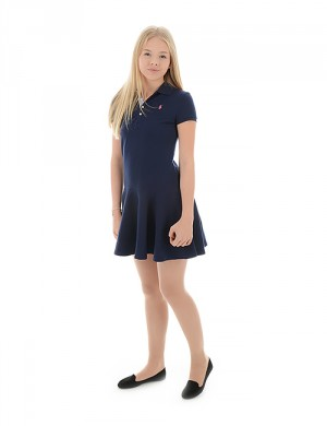 SS POLO DRESS