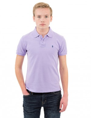 SHOERT SLEEVE POLO SHIRT
