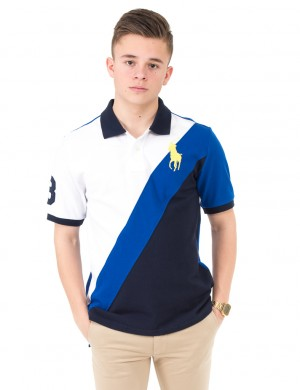 BANNER POLO-TOPS-KNIT