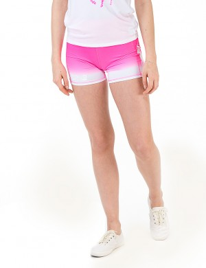 KNIT SHORT-BOTTOMS-SHORT