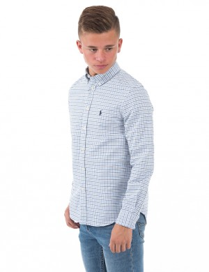 LS BUTTON DOWN