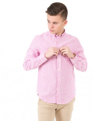 BD W/ POCKET-TOPS-SHIRT