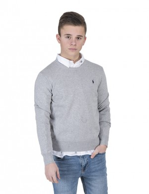 LS CN PO-TOPS-SWEATER