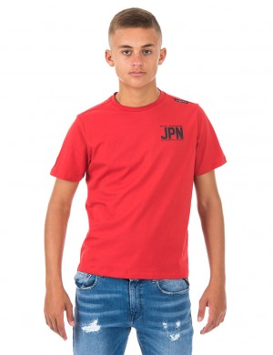 JR INTERNATIONAL TEE