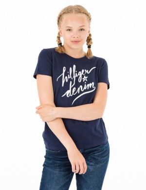AME GIRLS HILFIGER CN KNIT