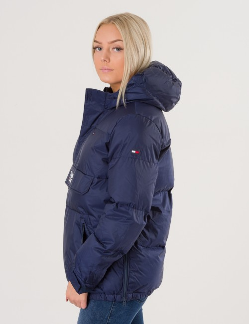 Om Tommy Hilfiger barneklær - PADDED POP OVER JACKET